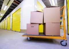 Colliers Represents Seller on $7.9 Million Self Storage Sale